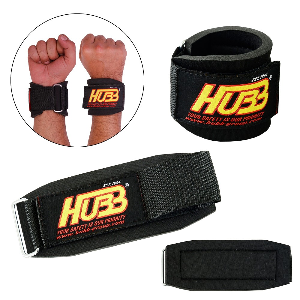 Chzl Mens Au Leather Velcro Weight Lifting Fitness: Wrist Wraps Bandage Wraps Wrist Support Wraps