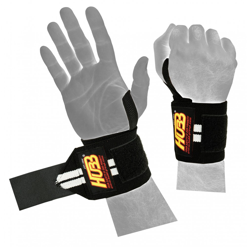Chzl Mens Au Leather Velcro Weight Lifting Fitness: Wrist Wraps Exclusive Wrist Support Wraps